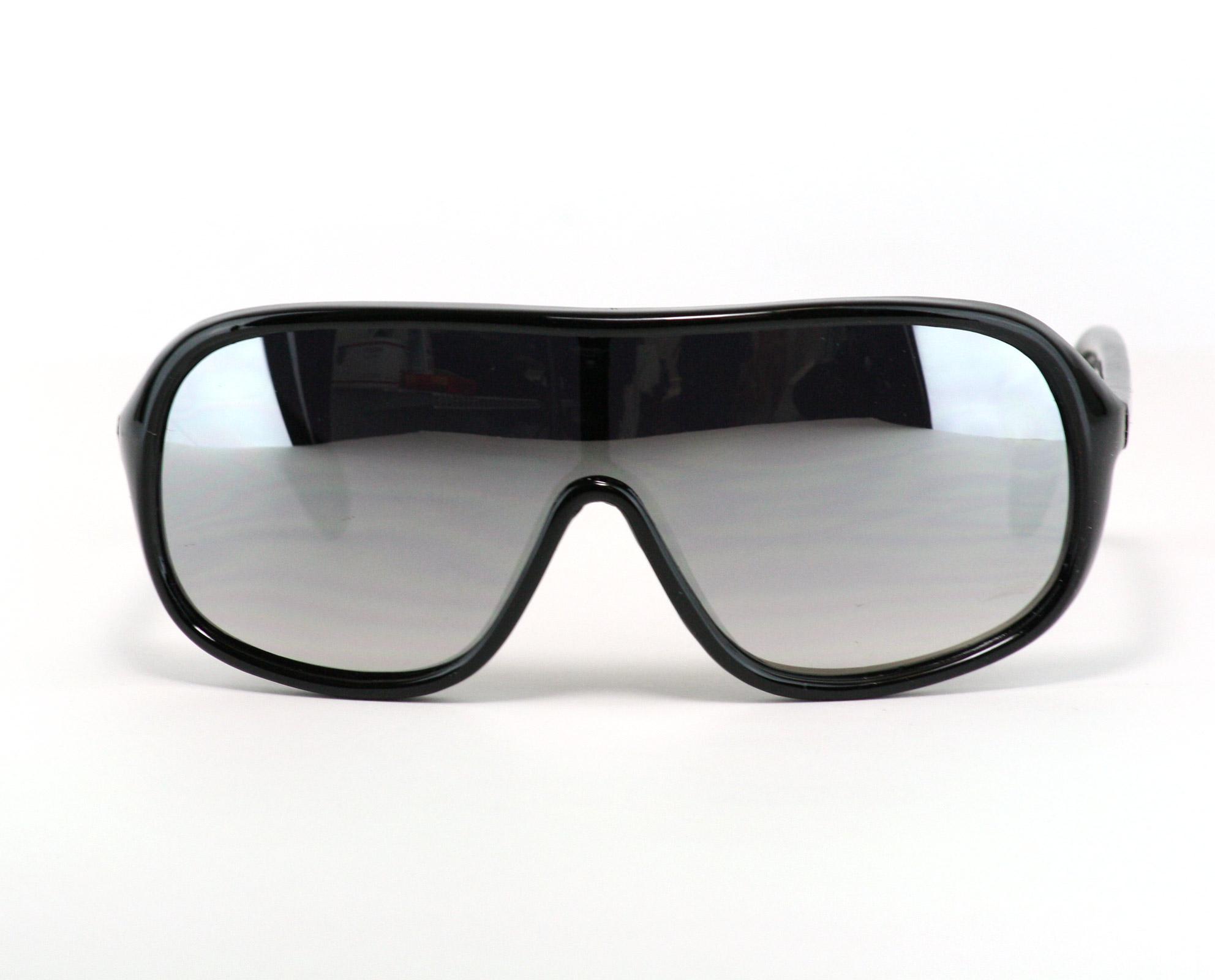 Macho Man Mirrored Sunglasses 80's
