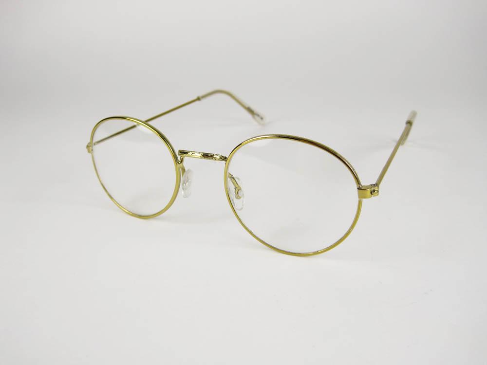 John Lennon Type Eyeglass Frames : Round Oval John Lennon Glasses Hippie Sunglasses 60S ...