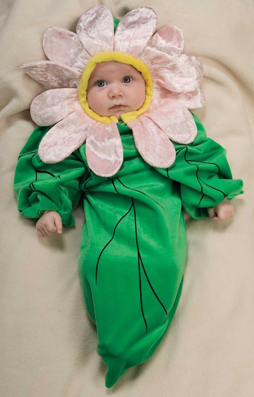 Baby Bunting Newborn DAISY Brite Flower Costume 0-9 months ...