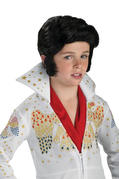 Elvis Wig For A Child 97