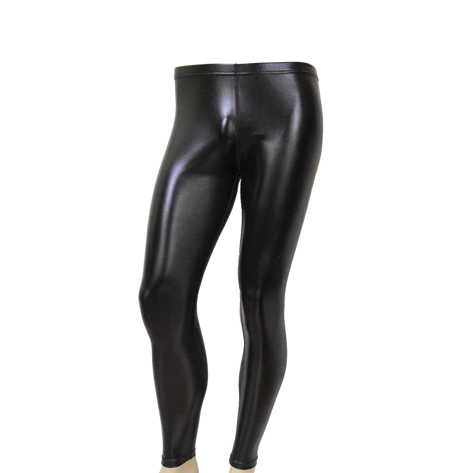 80s-Heavy-Metal-GLAM-Rock-Spandex-Stretch-Pants-BLACK