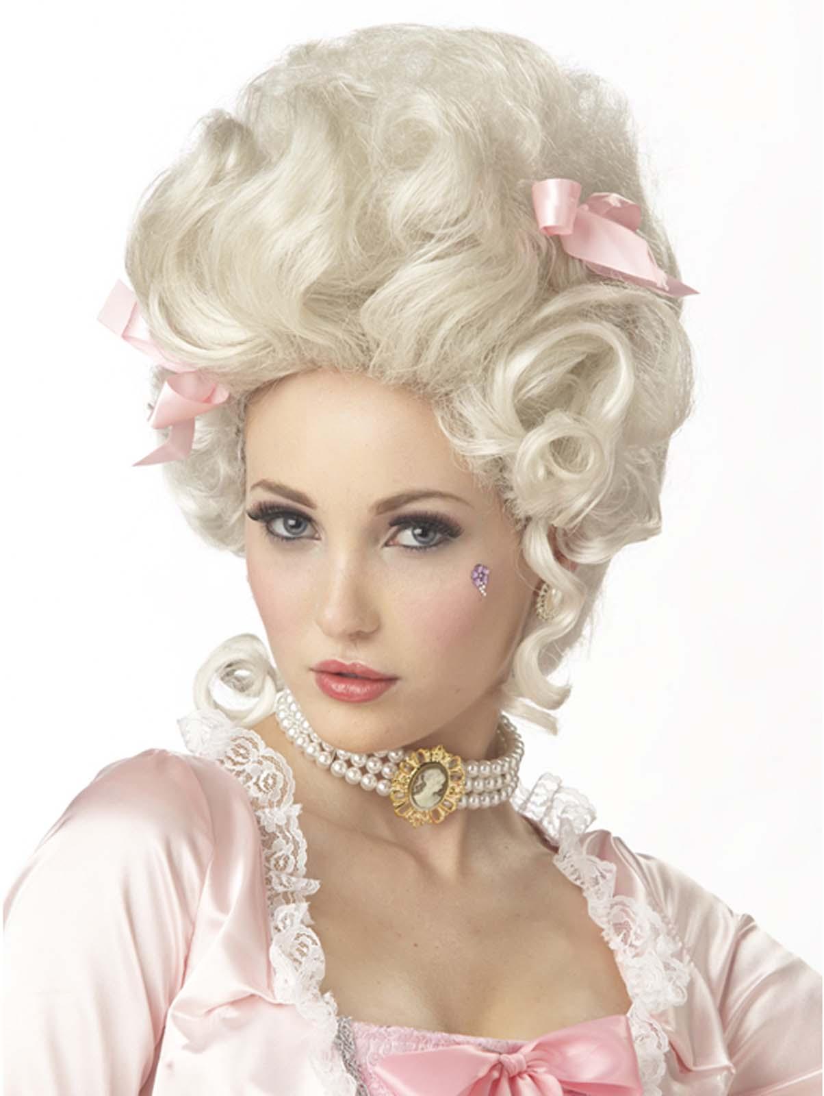 Victorian Ladies Wigs 26