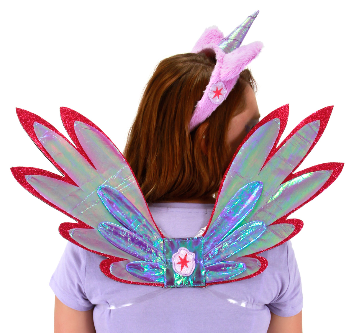 Крылья и хвосты своими руками