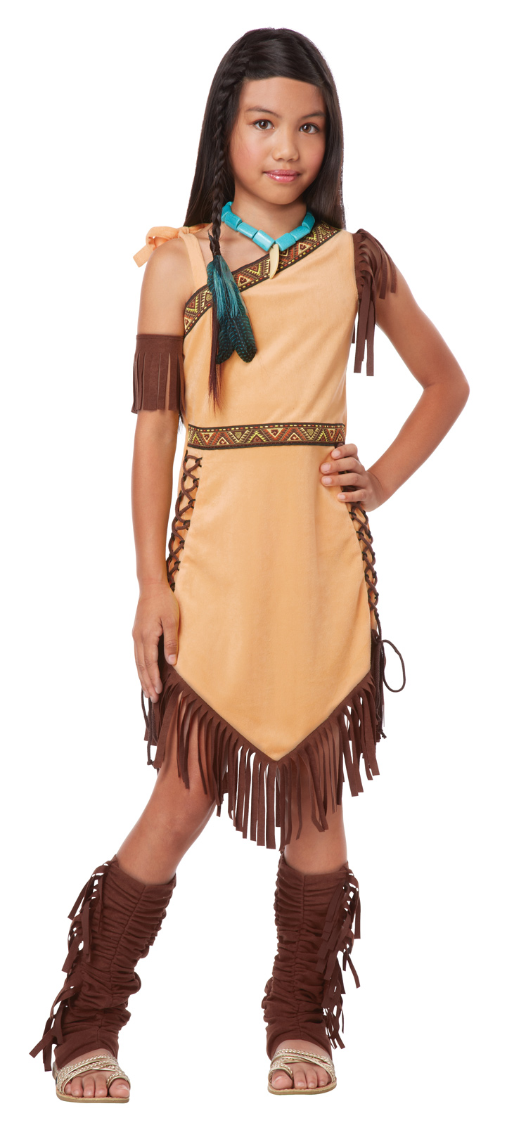 pin pocahontas costume on pinterest. Black Bedroom Furniture Sets. Home Design Ideas