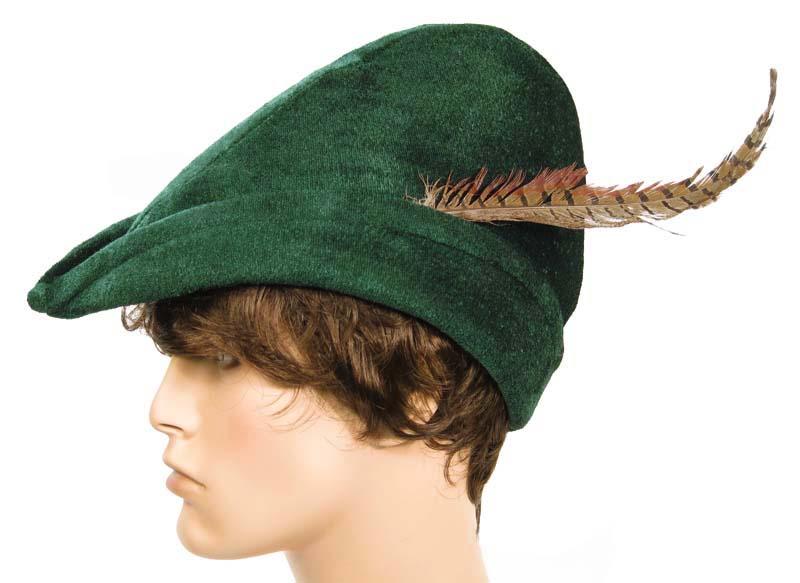 Шляпа робин гуда своими руками 40