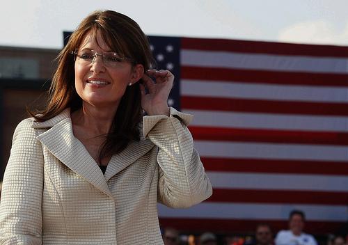 sarah palin glasses brand. Sarah Palin Rimless Eyeglasses