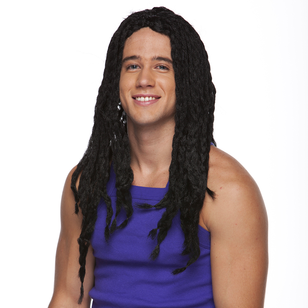 Caveman With Dreads : Dreadlock dreads surfer dude caveman bum bob marley rasta