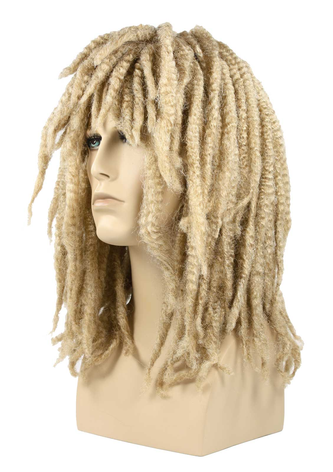 Blonde Dreadlock Wig 25