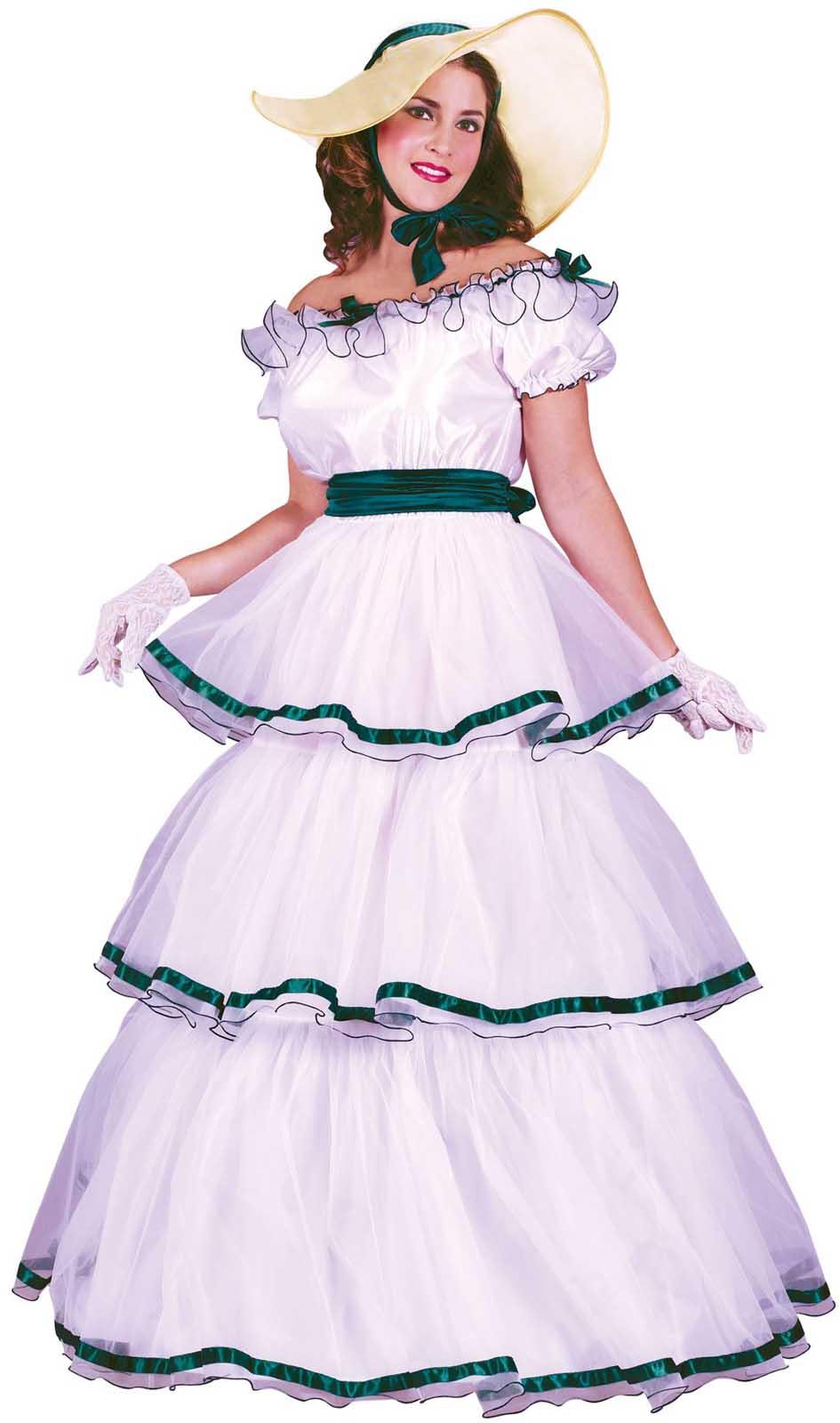 Hoop Skirt Costume 45