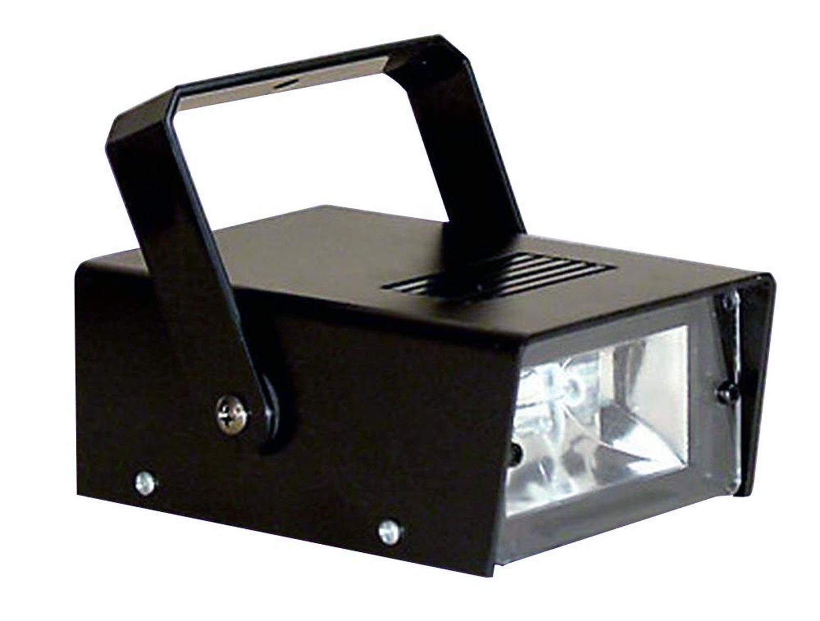 Mini LED Strobe Light Battery Operated Mountable Free Standing High Intensity eBay