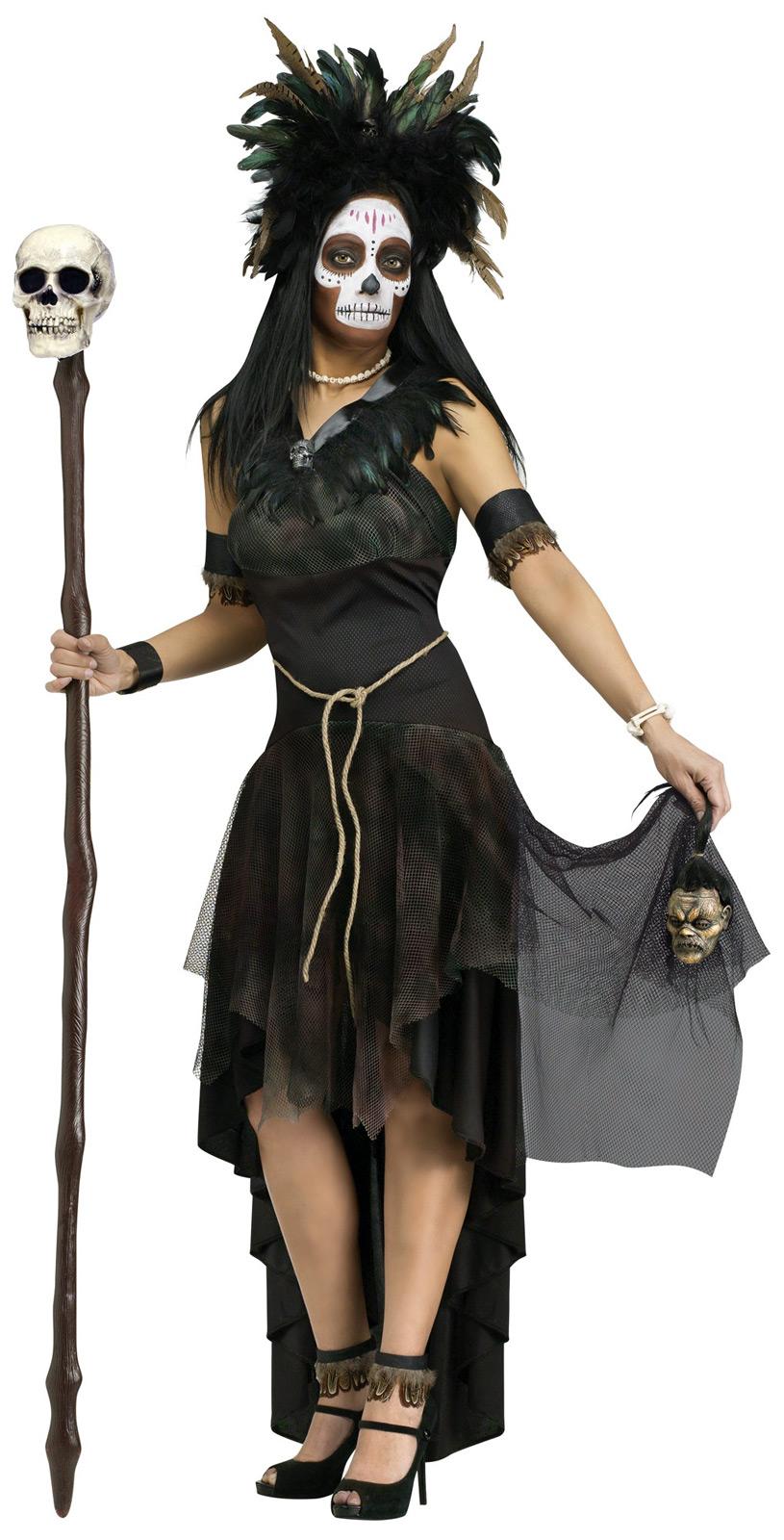 black voodoo doll costume - photo #42