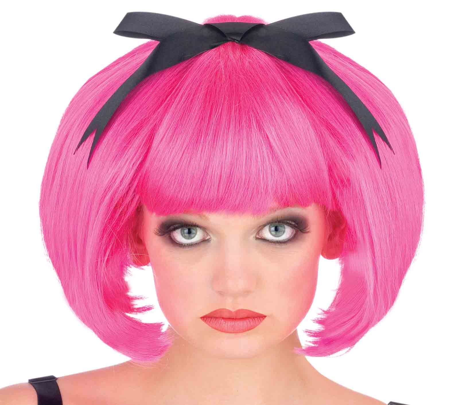 Pink Short Wig Ebay 103