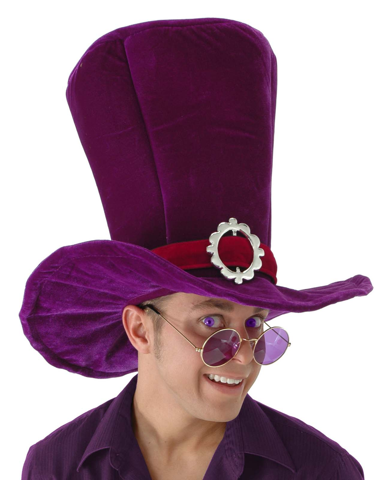 Alice In Wonderland Mad Hatter Madhatter Adult Giant Top